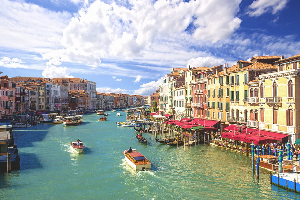 SRC-reizen: Biennale di Venezia