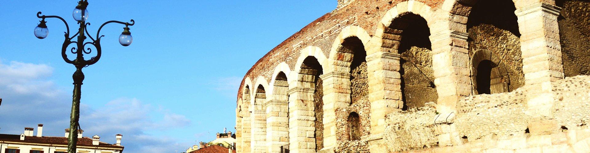 Arena die Verona, Italië