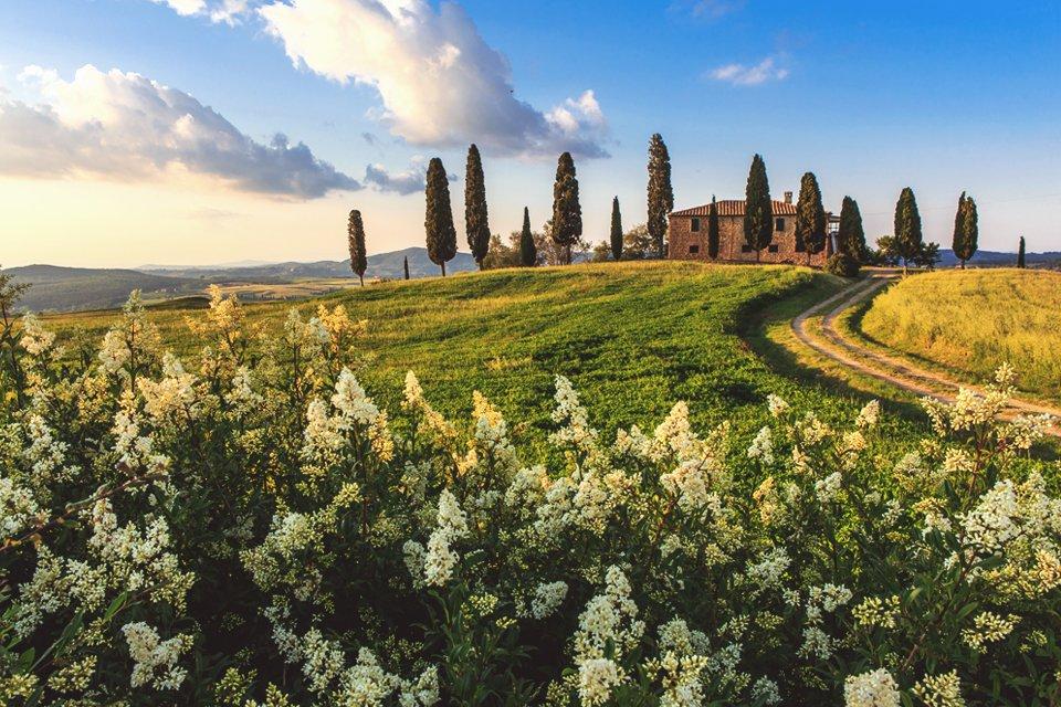 SRC-reizen: Prachtig Toscane