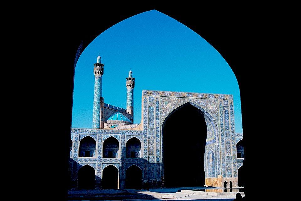 SRC-reizen: Iran hoogtepunten