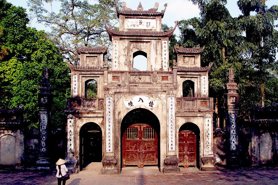 Parfumpagode, Vietnam