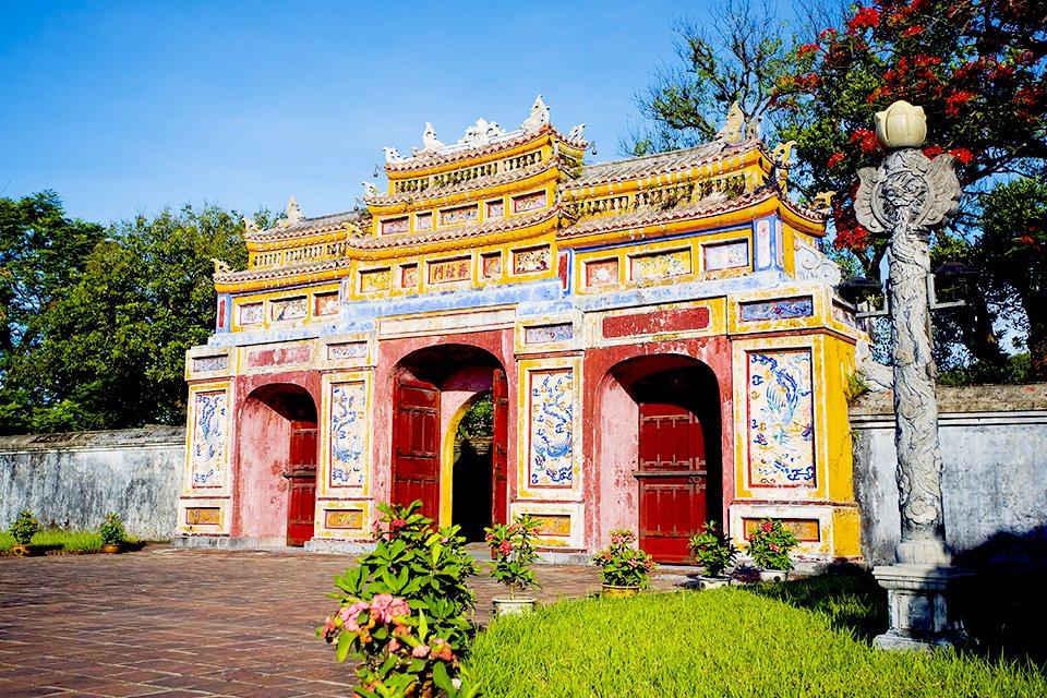 SRC-reizen: Vietnam en Cambodja