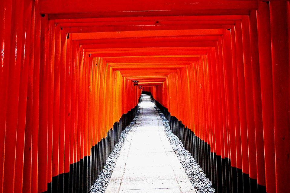 Zuilen, Japan