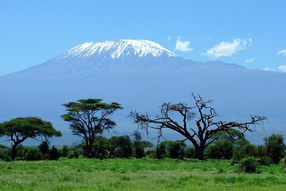 Amboseli N.P., Kenia
