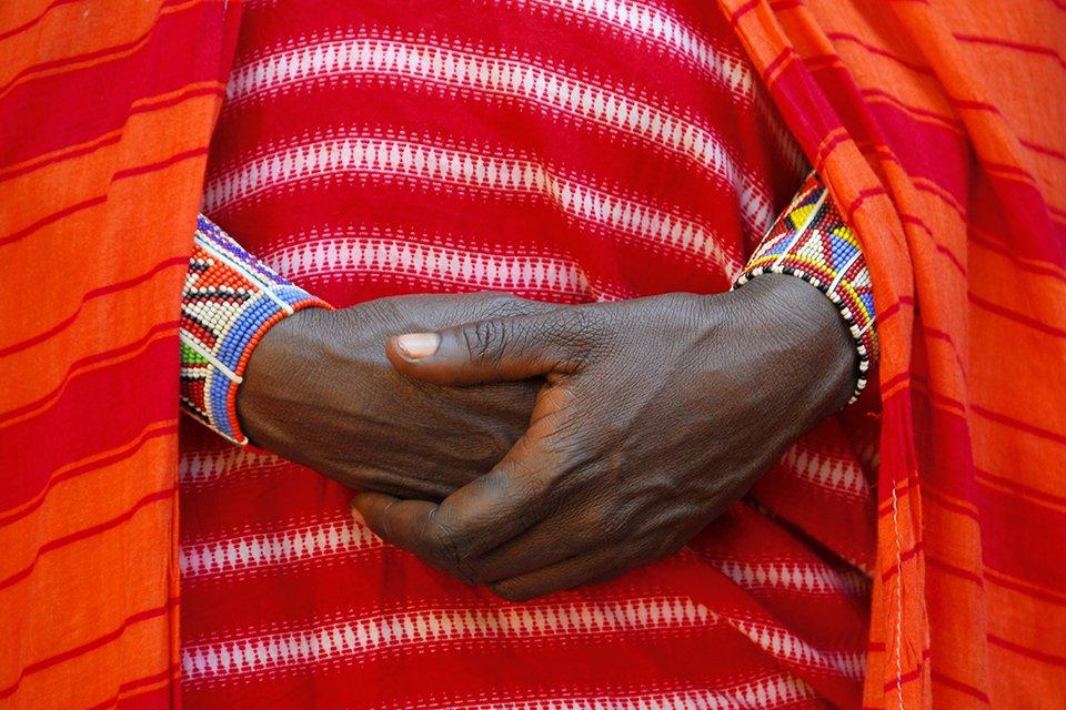 Masai, Kenia