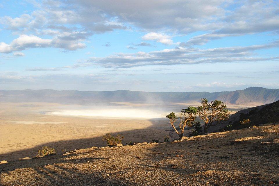 Ngorongorokrater, Tanzania