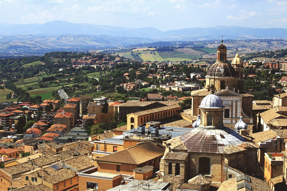 Rondreis De Marken in Diversen (Marche, Italië)