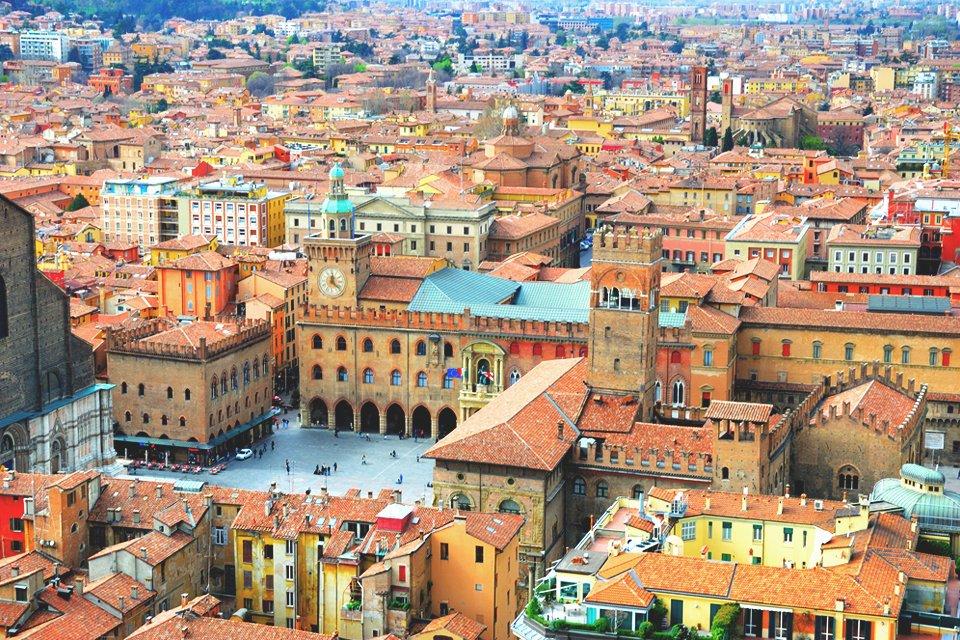 Rondreis Bologna en Emilia-Romagna in Bologna (Diversen, Italië)