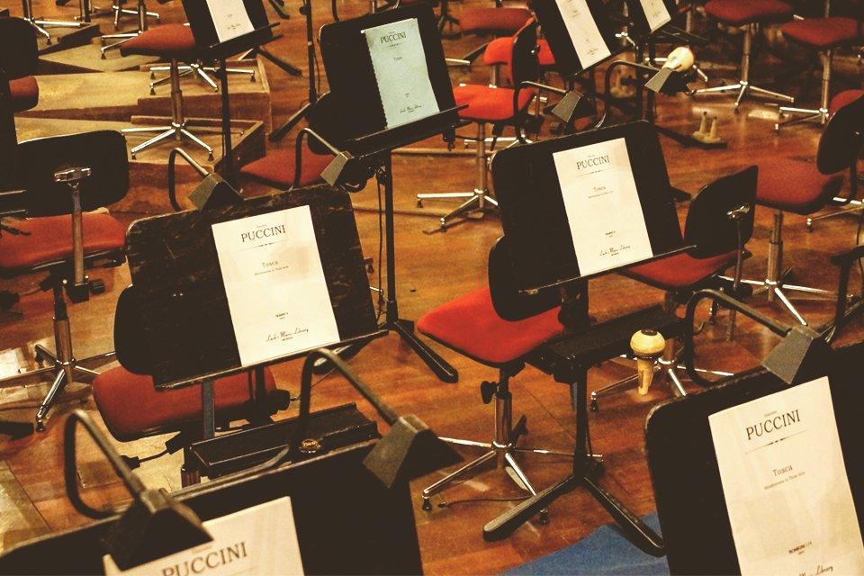 Muziek van Puccini, Italië
