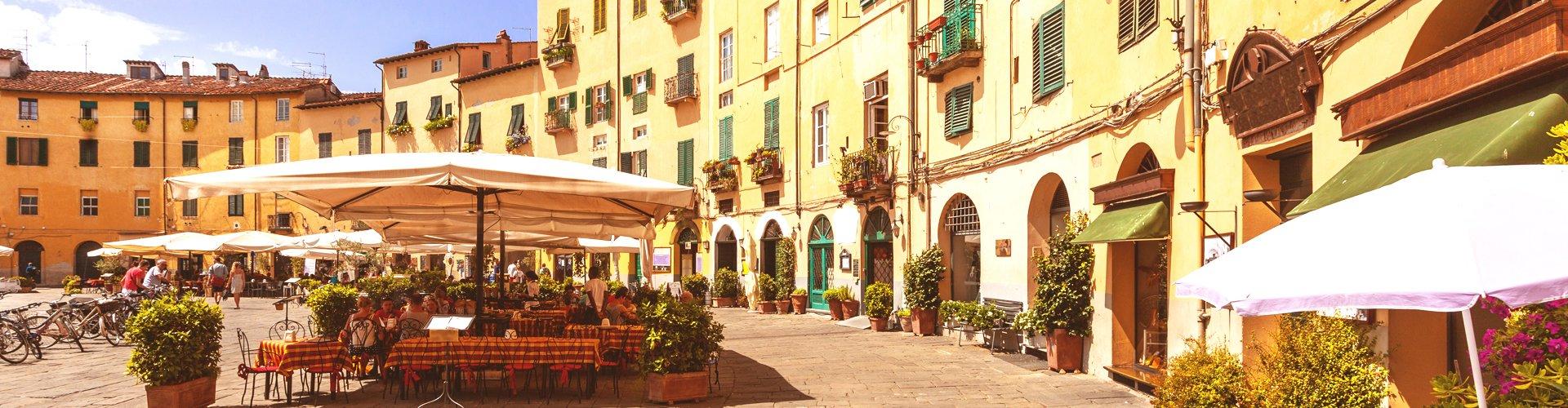 Lucca, Italië