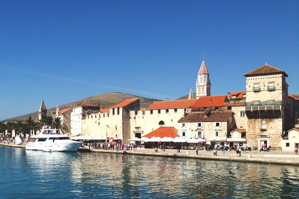 Trogir, Kroatië