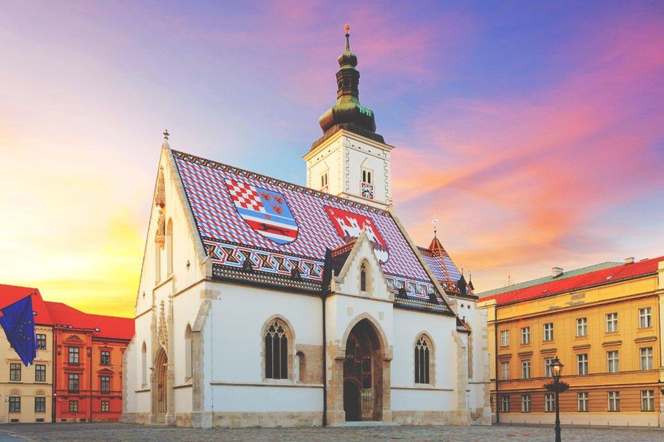 Zagreb, Kroatië
