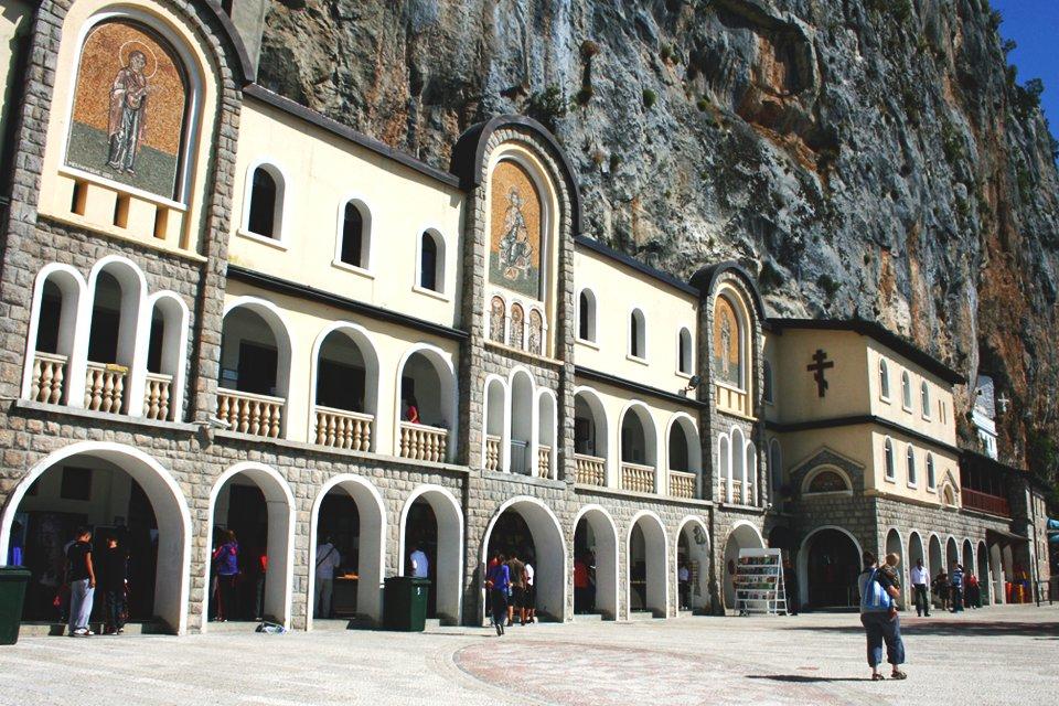 Klooster van Ostrog, Montenegro