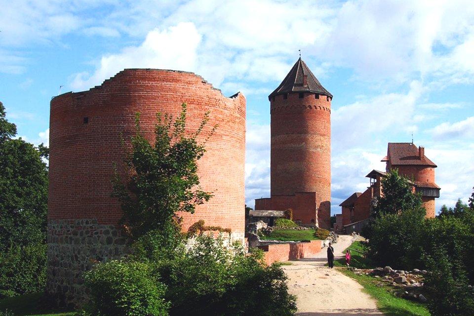 Turiada kasteel, letland