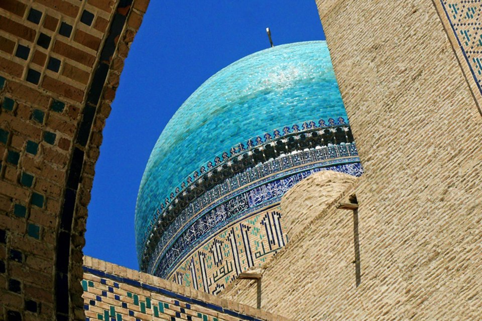 SRC-reizen: Oezbekistan en Kirgizië