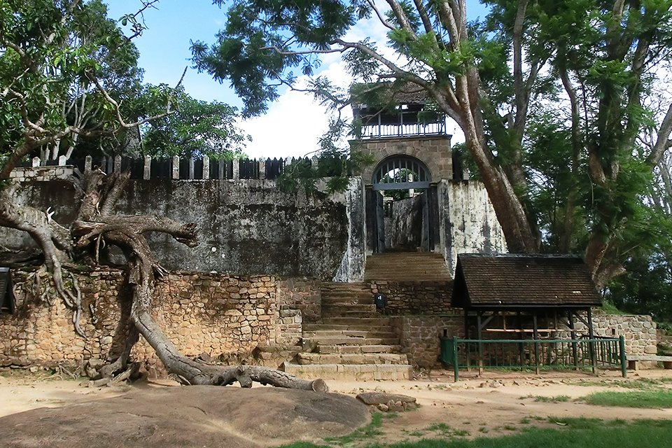 Ambohimanga, Madagaskar