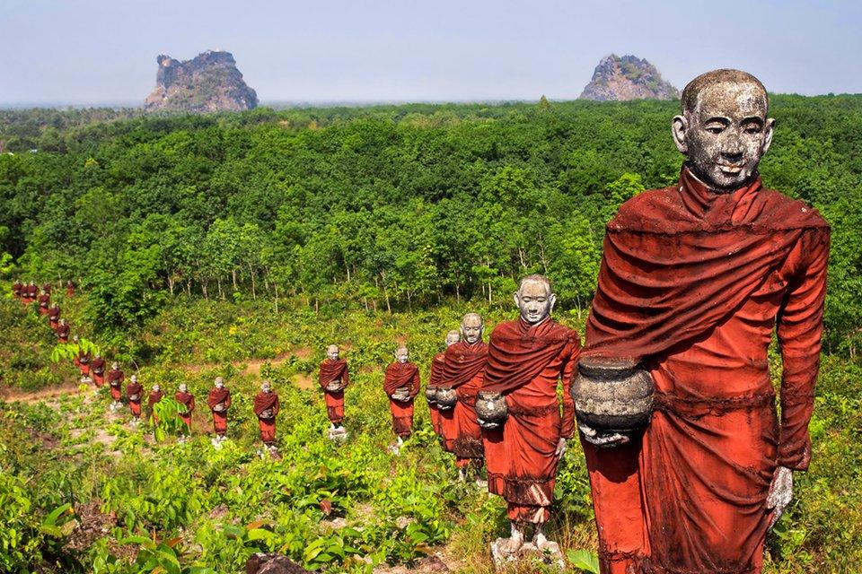 Mawlamyine, Myanmar