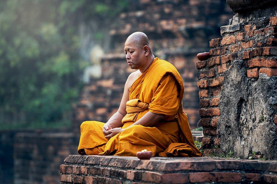 Monnik, Myanmar