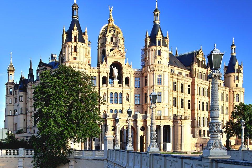 Slot van Schwerin, Duitsland