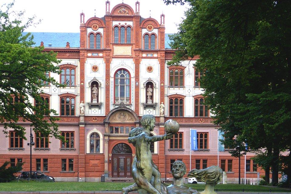 Universiteit van Rostock, Duitsland