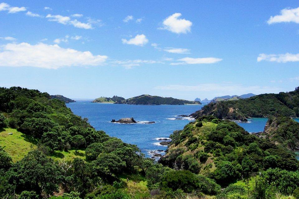 Bay of Islands, Nieuw-Zeeland