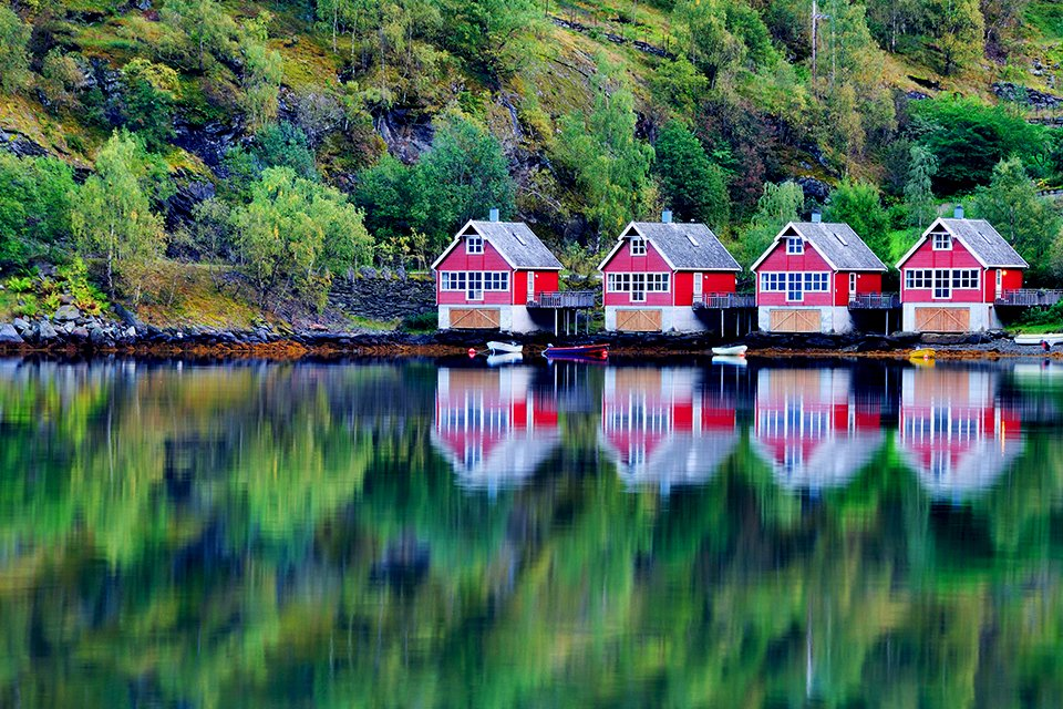 Hoogtepunten Noorwegen