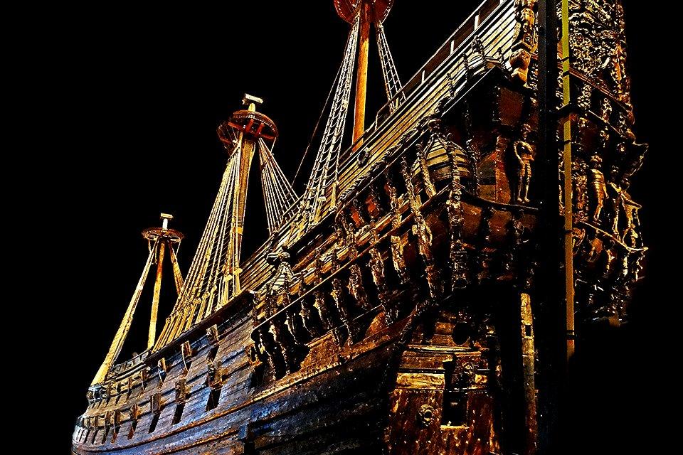 Vasa, Zweden