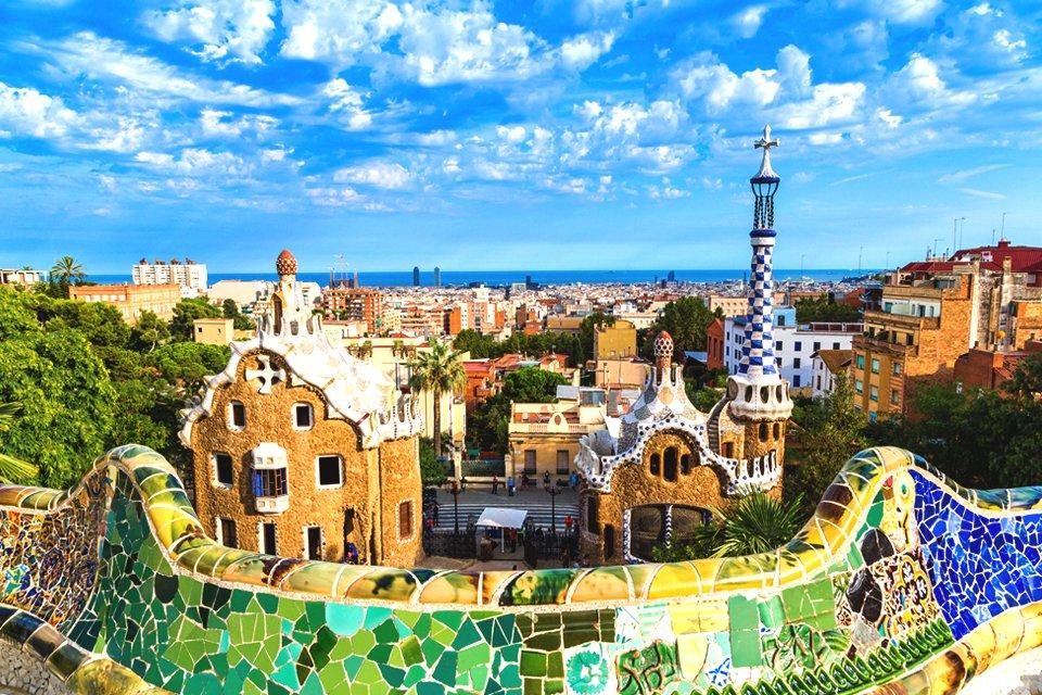 Rondreis Gaudí in Barcelona in Barcelona (Catalonië, Spanje)