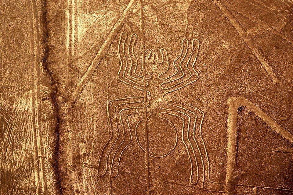 Nazca-lijnen, Peru