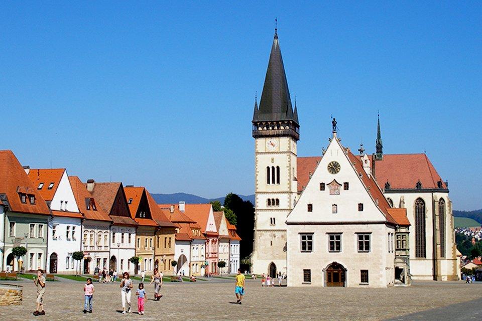 Bardejov, Slowakije