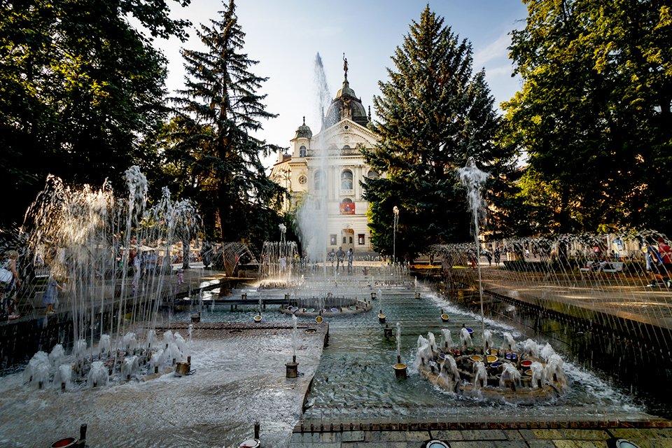 Kosice, Slowakije