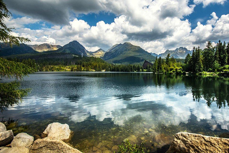 Hoge Tatra, Slowakije