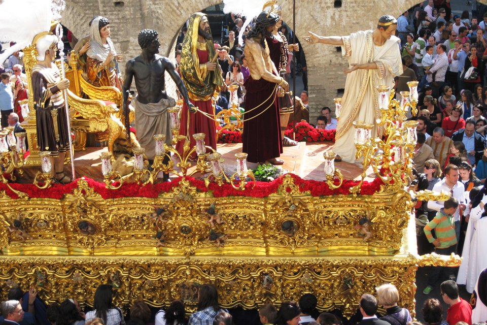 Semana Santa, Spanje
