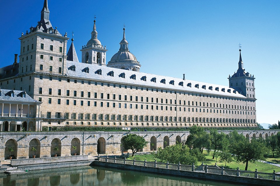 El Escorial, Spanje