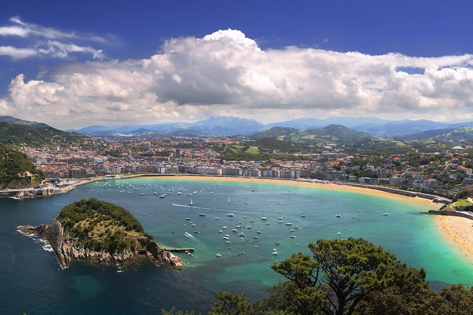 San Sebastian, Spanje
