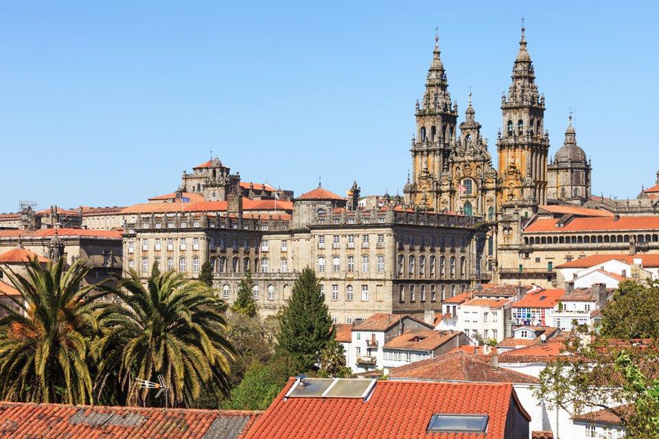 SRC-reizen: Pelgrimsroute Compostela