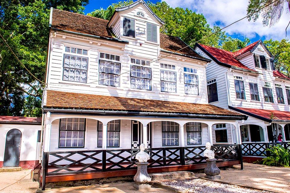 SRC-reizen: Avontuurlijk Suriname