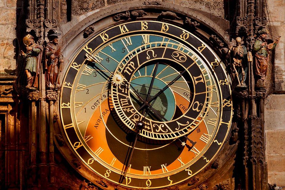 Astronomische klok, Tsjechië
