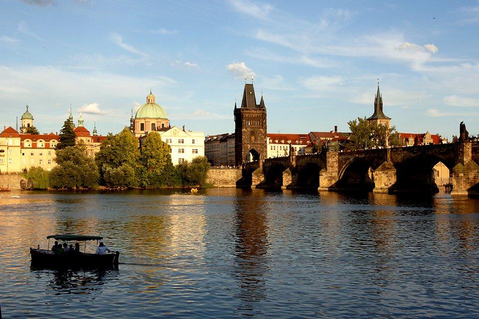 Moldau, Tsjechië
