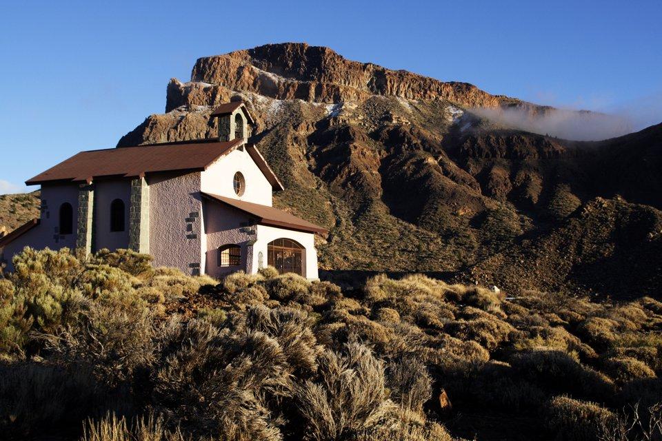 Nationaal Park Teide op Tenerife, Spanje