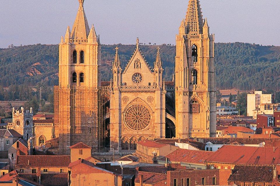 Kathedraal van León, Spanje