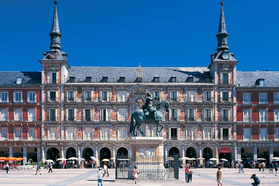 SRC-reizen: Madrid en Castilië