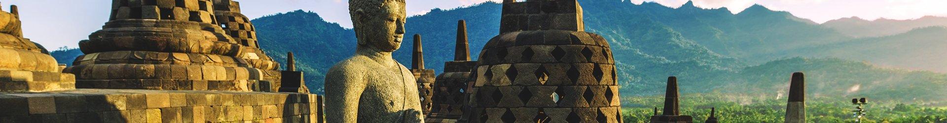 Privéreis met chauffeur, Indonesië