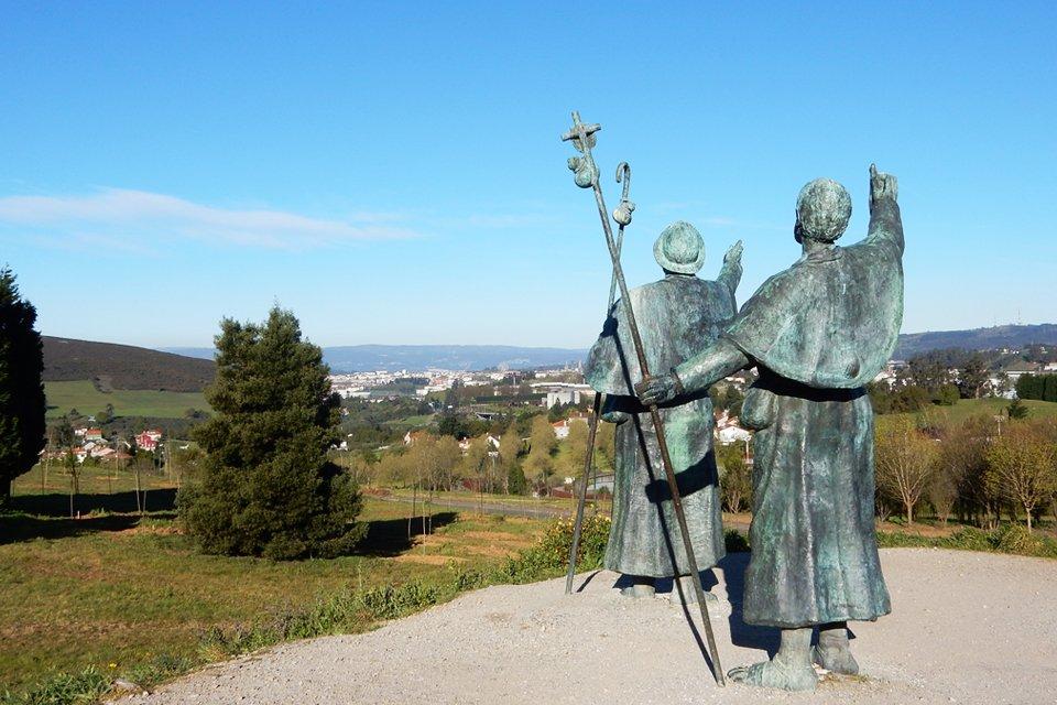 SRC-reizen: Wandelreis Compostela