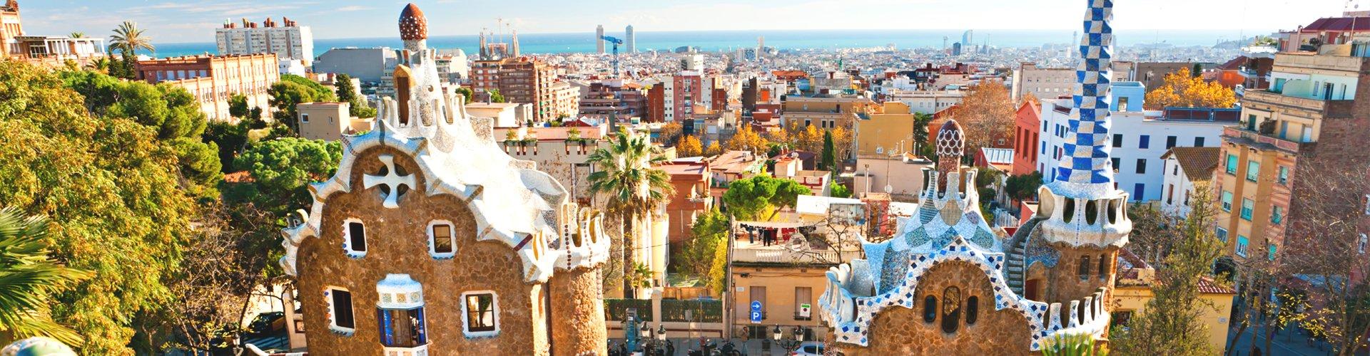Barcelona overzicht, Spanje