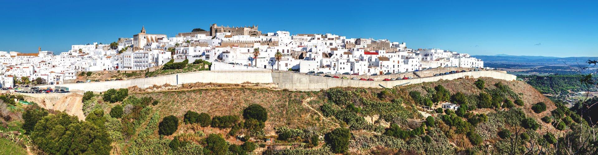 Andalusië onbekende zuiden Costa de la Luz, Spanje