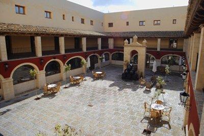 Fly drive andalusi en het onbekende zuiden src reizen - Hotel bodega real el puerto ...