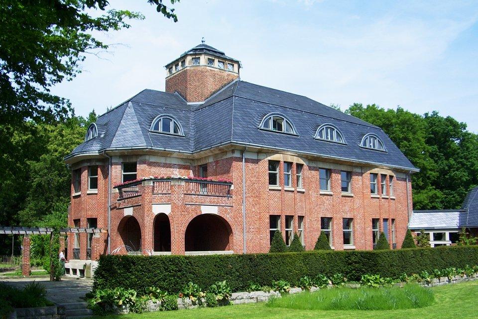 Haus Schulenburg in Gera, Duitsland
