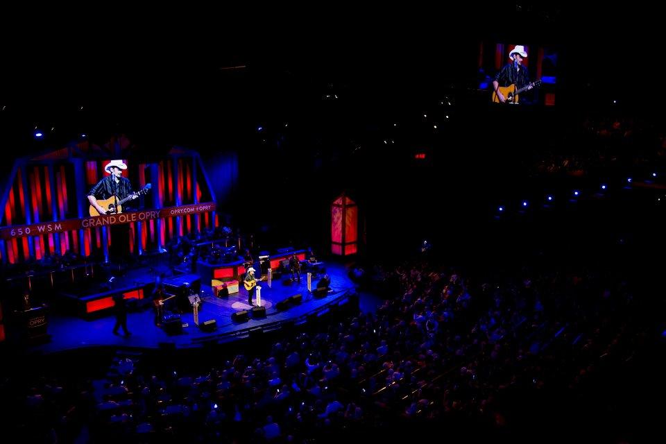 Grand Ole Opry in Nashville, Verenigde Staten