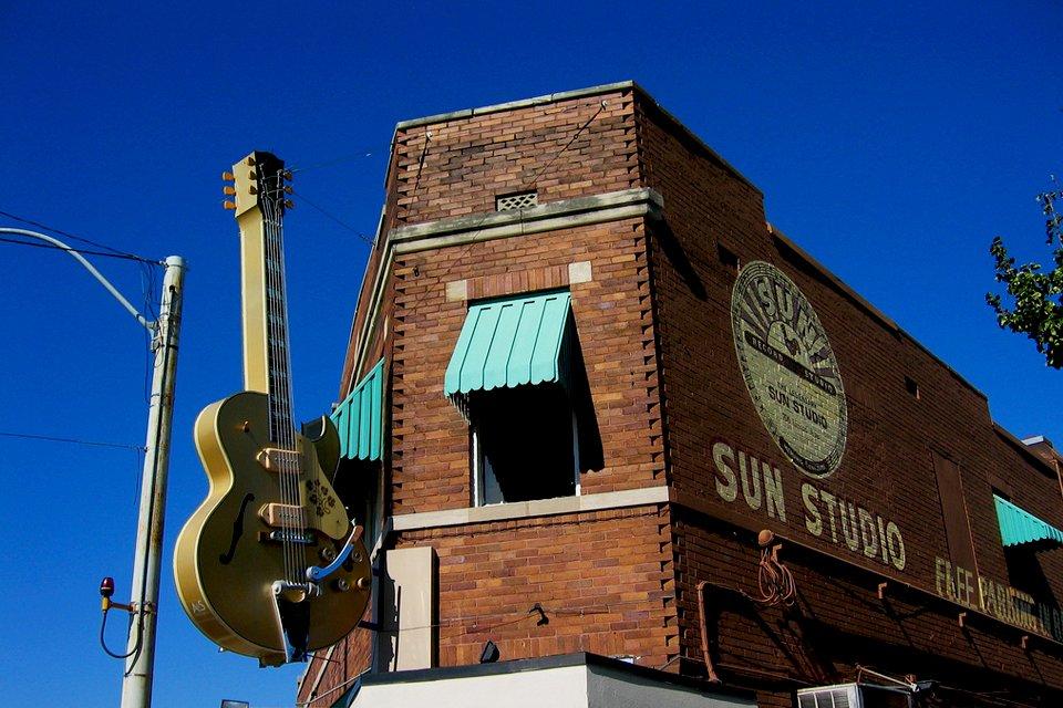 Sun Studio, Verenigde Staten